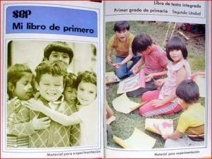 Tercera generación de libros de texto gratuito.