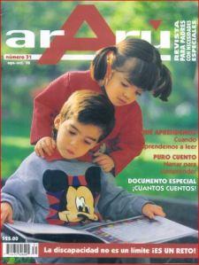 Revista Ararú, número 31.