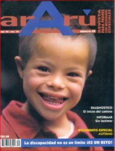Revista Ararú, último número.