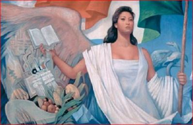 La patria, Victoria Dorenlas.