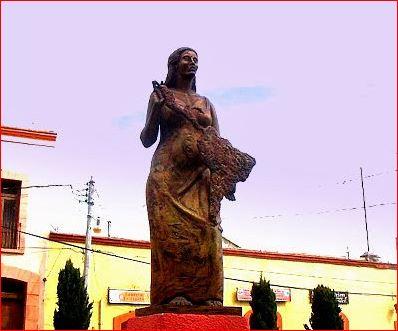 Monumento: Victoria Dorenlas.