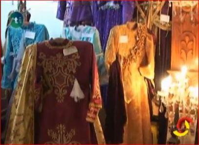 Museo del vestido de la Santa María Magdalena en Xico, Veracruz.