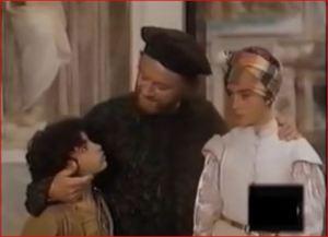El padre recupera a Casimiro y rescata a Leoneta.