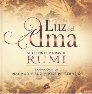 Luz del Alma, selección de poemad de Rumi.