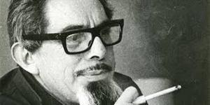 José Revueltas, escritor mexicano.
